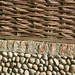 Weave, brick, pebble, Walberswick