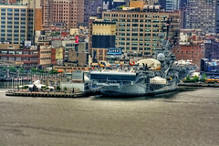 New York City - Intrepid Sea-Air-Space Museum
