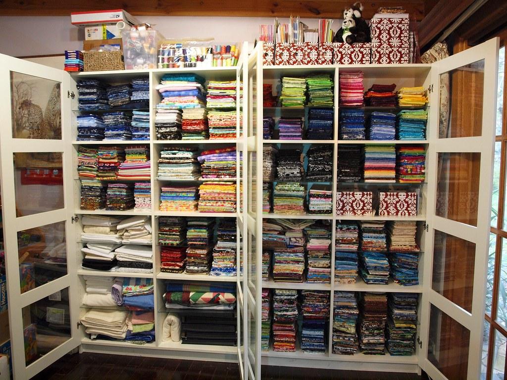 Fabric Storage Flickr Photo Sharing