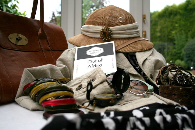 Hat festival time .... Will Safari chic work?