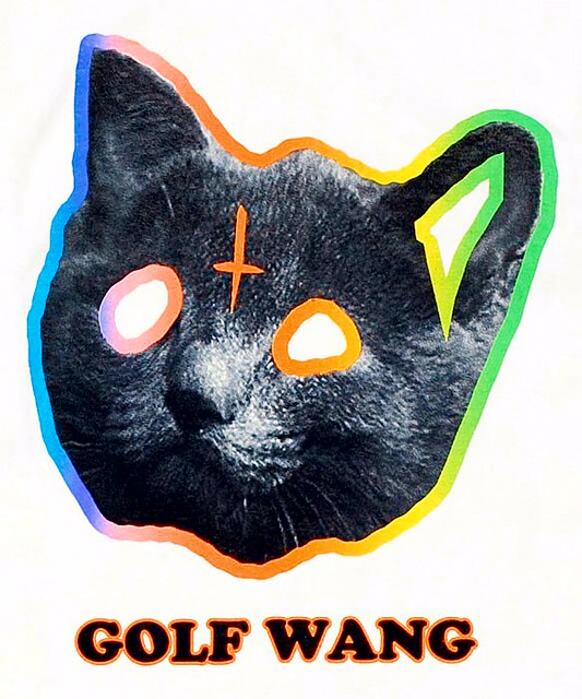 Golf Wang Cat Wallpaper Golf wang cat (view original