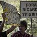 #FORARICARDOTEIXEIRA