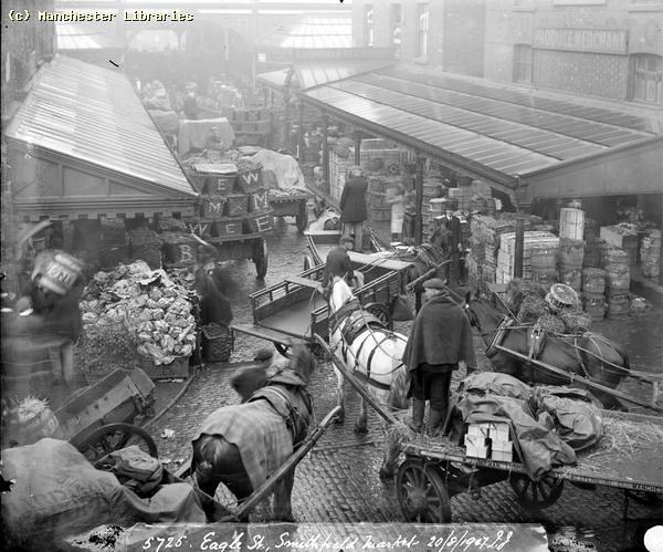 Smithfield Market, 20/08/1907
