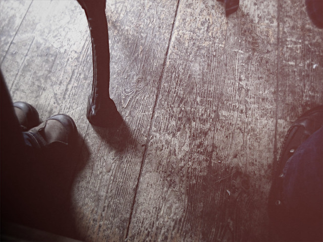 Floor, Earl Ferrers Public House, Streatham