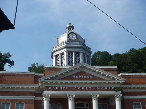 northcarolina marshall cupola courthouse madisoncounty