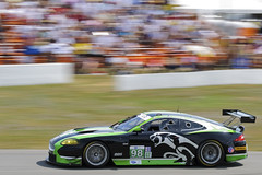#98 Jaguar XKR, Mosport 2011