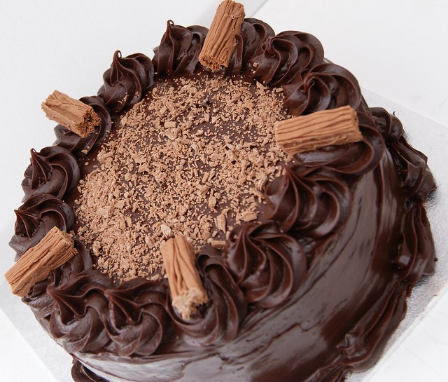 Rich Chocolate Fudge Cake | Flickr - Photo Sharing!