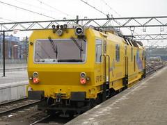 Eurailscout UFM 120, Den Haag CS