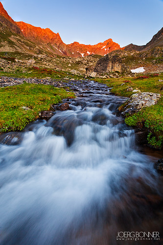 longexposure sunset mountain alps water berg creek landscape austria scenery stream wasser europe bach nd alm alpen schladming landschaft cascade canonef1740mmf4lusm magichour steiermark cpl alpenglow styria aut langzeitbelichtung polarizingfilter alpenglühen gnd graduatedneutraldensity niederetauern grauverlauf canoneos5dmarkii giglachalm knappenkar