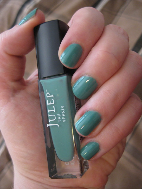 I joined the Julep Maven nail polish club - yeah, I know