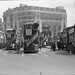 Victoria bus station in London in 1927 by Stockholm Transport Museum Commons