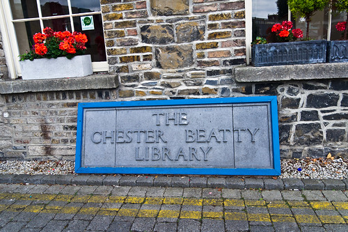 The Chester Beatty Library was established in Dublin, Ireland in 1950