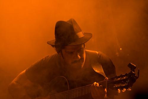 Alessandro Mannarino live acustico a Tindari$