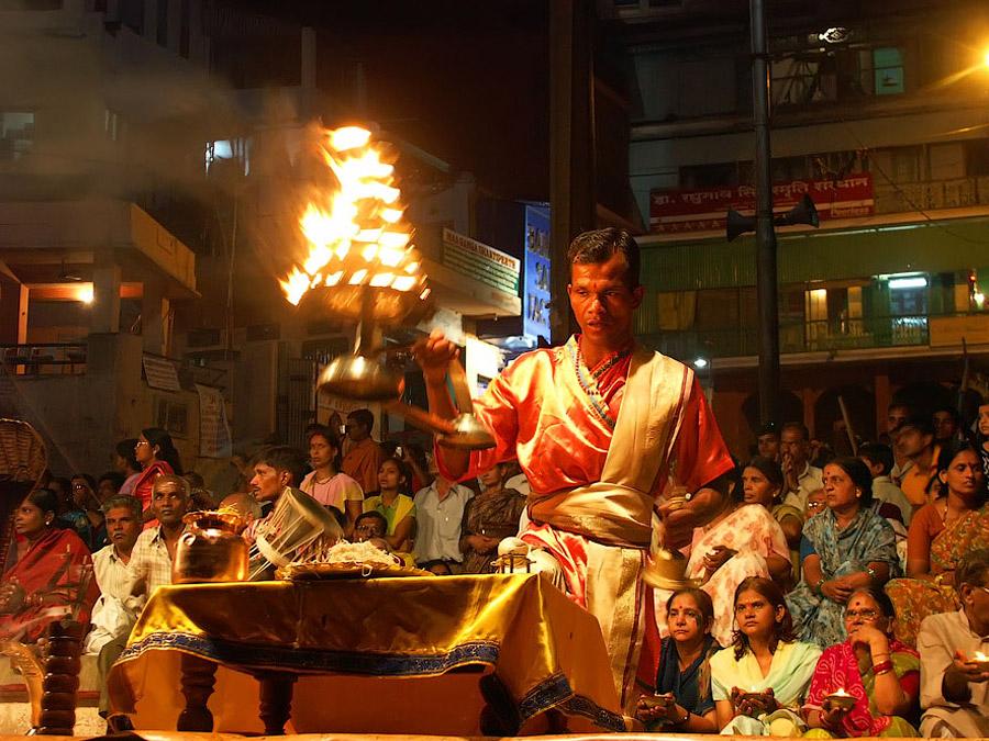 Варанаси (Бенарес, Каши), Индия 2007-0011