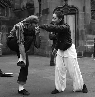 Fringe on the Royal Mile 2011 177