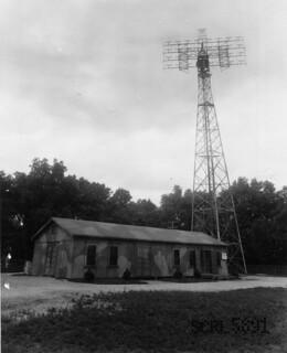 Historic U.S. Army Radar Site 11  Ocean View, DE