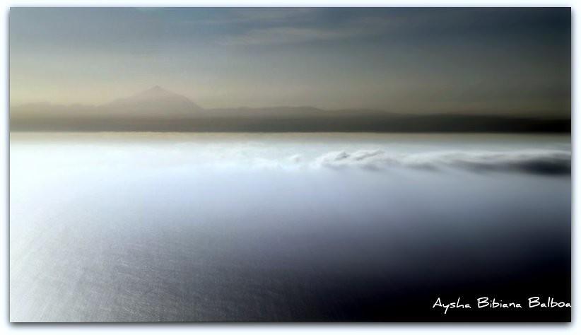 Dos Islas Canarias unidas por un Mar de nubes