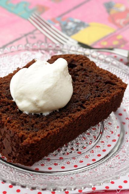 G teau au chocolat et la betterave rouge les douceurs for Betterave micro onde