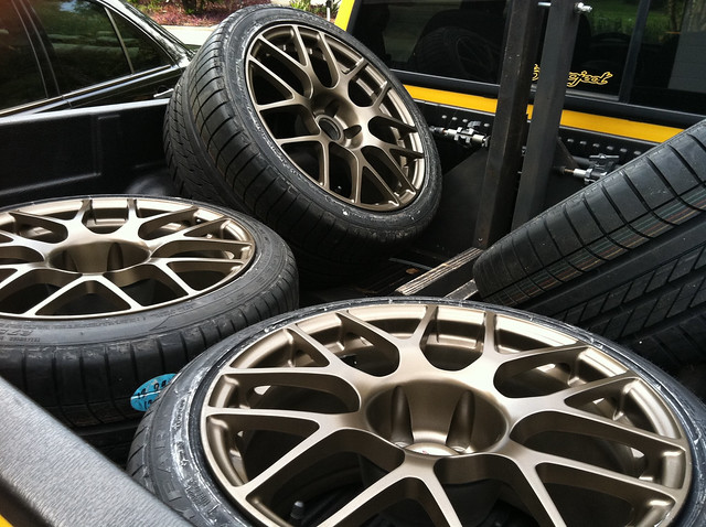 Toyota Gainesville Fl >> TSW Nurburgring 18x9.5 18x10.5 with 275/35/18 tires...