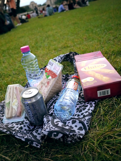 A little picnic