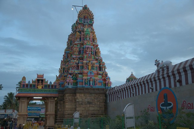 "Coimbatore India ""Perur Patteeswara Swamy"" temple"