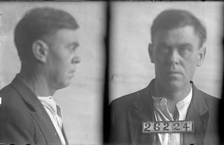 Whittaker, Bert. Inmate #26224 (MSA)