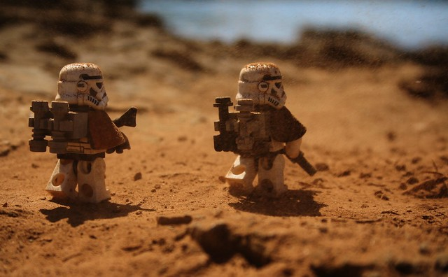 Sandtrooper Territory