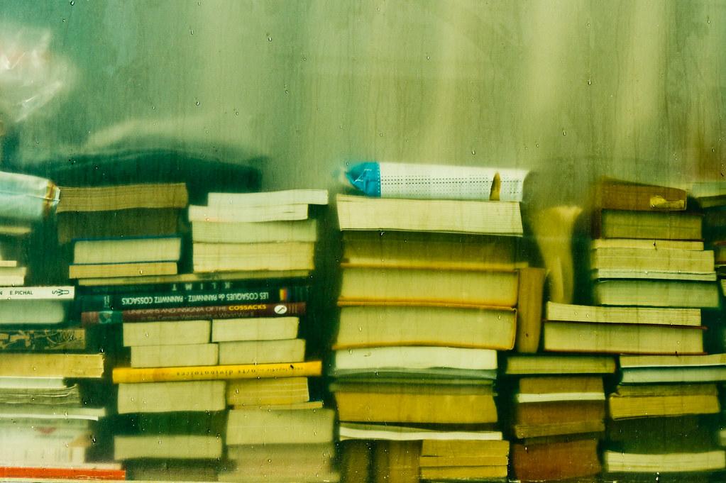 Quelques livres de livres