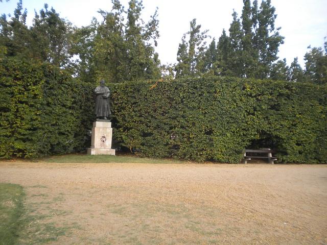 Jardín de la Universidad de Debrecen