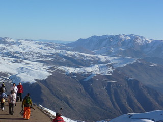 13/8/2011 - Valle Nevado/Chile