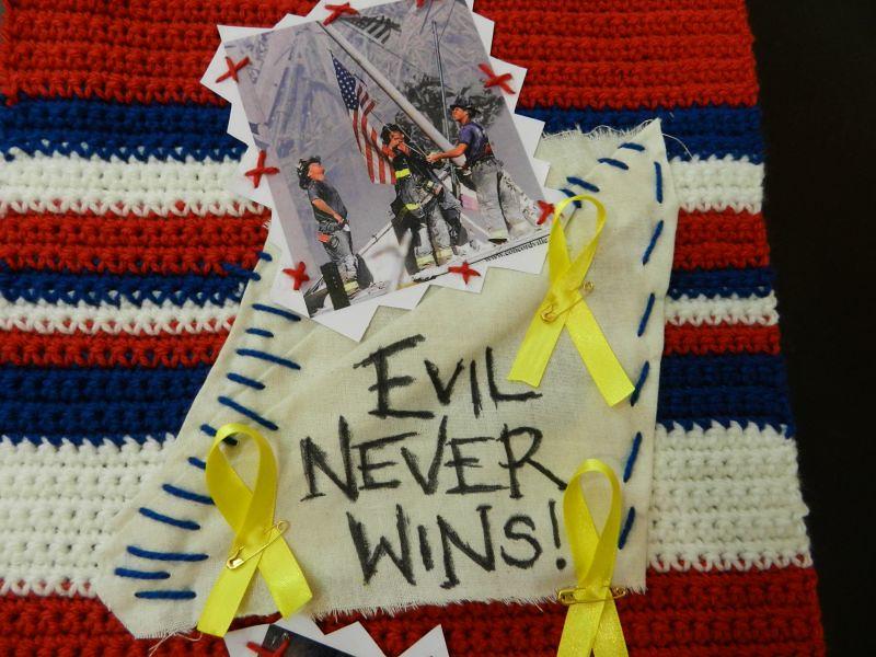 Evil Never Wins