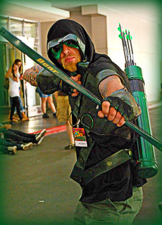 I'm Green Arrow