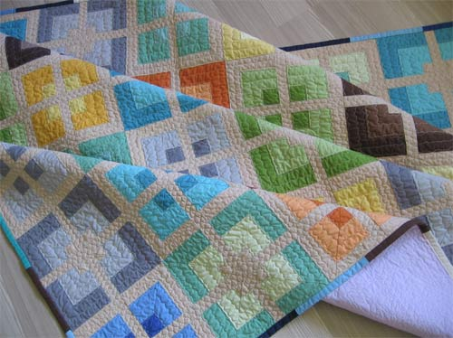 Simple And Modern Quilt Flickr Photo Sharing