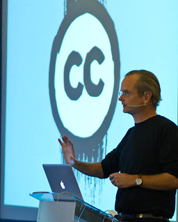 Larry Lessig at #ccsummit2011