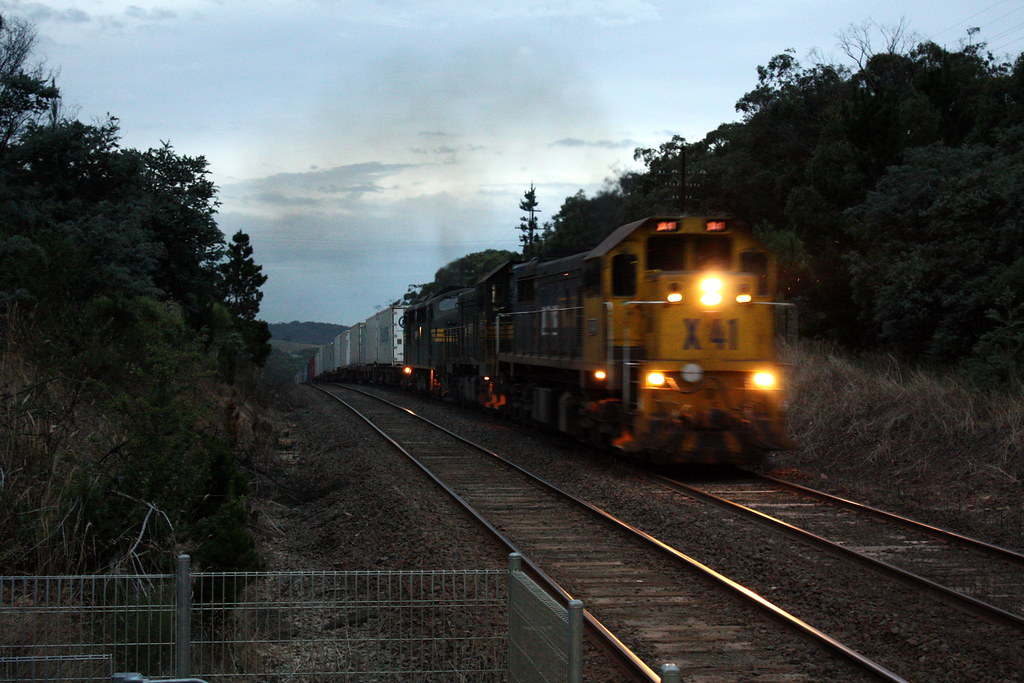 PN Liveried X41 at Heathcote Junction by LC501