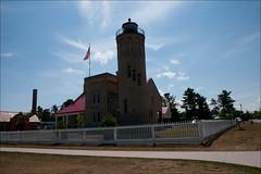 Mackinac Point Lighthouse