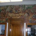 Toppenish, Washington Post Office Mural