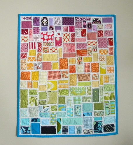 Quilt Guild Swap Ideas : Toronto Modern Quilt Guild: Scrap Swap!