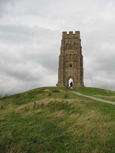 Walk up the Tor