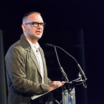 Cory Doctorow on stage | Cory Doctorow on stage
