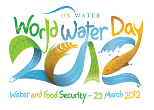 World Water Day 2012 official logo