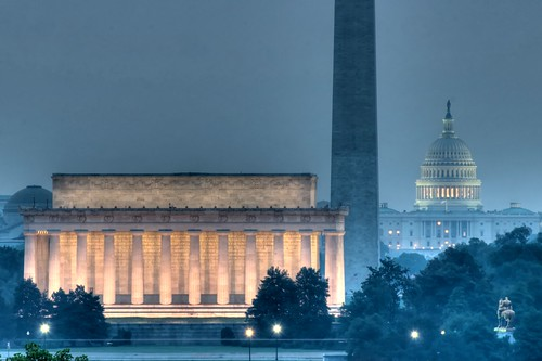 monument washingtondc dc nikon memorial capitol 70300mm hdr d300 photomatix