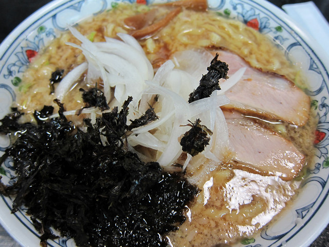麺職 夷霧来(イムラ)