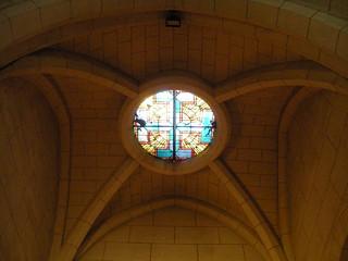 Église Notre-Dame de la Dalbade の画像. vitrail toulouse église voûte