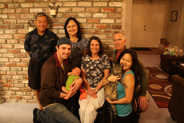 Vincent's Family