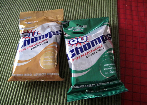 Chomps... they have electrolytes!