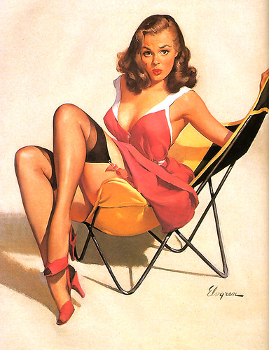 1960 ... butterfly chair!