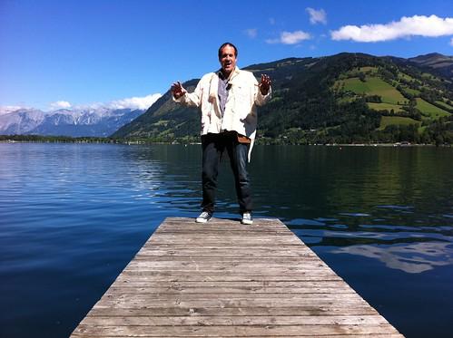 Gerwald Anderle, Zell am See, Austria