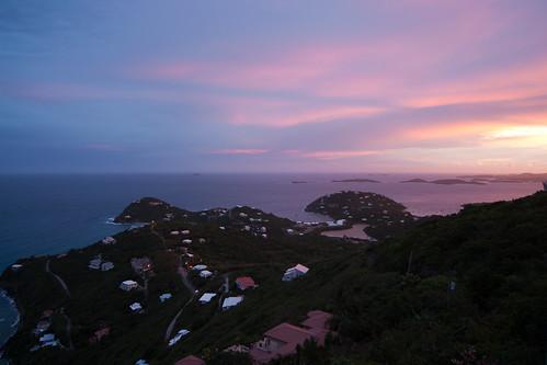 ocean caribbean scenics sunsetsunrise stjohn11
