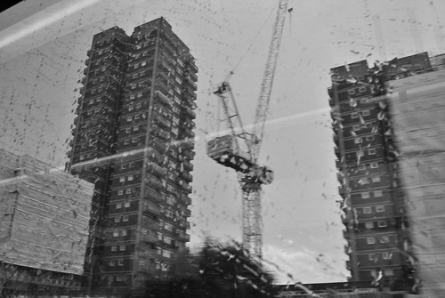 Whitechapel (from the train)